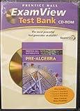 Prentice Hall Mathematics - Pre-Algebra, Prentice HALL, 0132504863