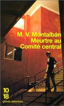 Meurtre au comité central par Vázquez Montalbán
