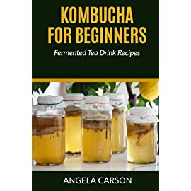 Kombucha and Fermented Tea Drinks For Beginners Including Recipies: How to Make Kombucha at Home - Simple and Easy 28 Are you looking for more information about making kombucha at home?Check out this book about fermented tea. This guide is very well suited for beginners an