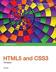 Now you can master Web page design as you learn from the unique, hands-on approach found in NEW PERSPECTIVES HTML5 AND CSS3: COMPREHENSIVE, 7E. Each tutorial in this complete book challenges you to put into practice the concepts you have just learned...