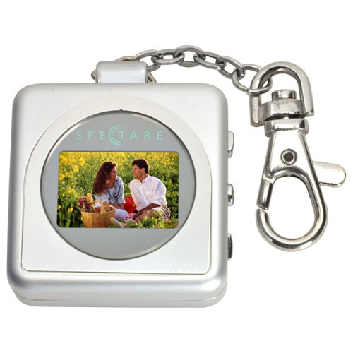 - TAO 1-Inch Digital Picture Keychain (Square)