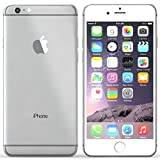 iPhone 6 Plus 64GB Plata Renewed (Renewed)