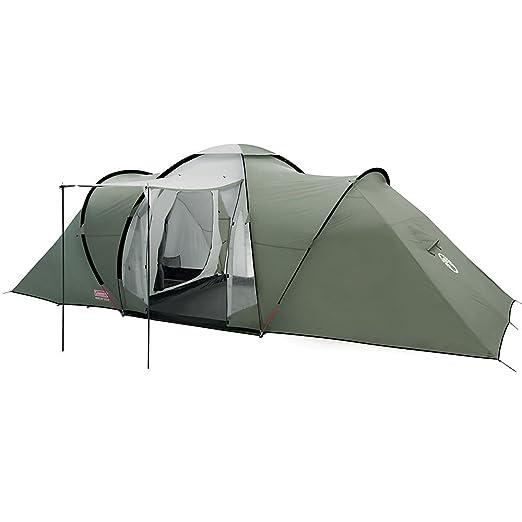 8 opinioni per Camping Gaz Ridgeline 6 Plus Tenda, Multicolore