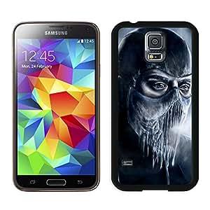 mortal kombat sub zero ice cold blue Black Fashion Customize Design Samsung Galaxy S5 I9600 G900a G900v G900p G900t G900w Phone Case
