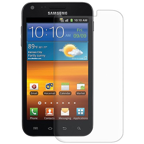 Amzer Anti-Glare Screen Protector with Cleaning Cloth for...