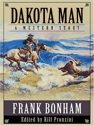 book cover of Dakota Man