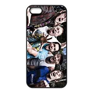 Customize Famous Rock Band A Day To Remember Back Case for iphone5 5S JN5S-2220 WANGJING JINDA