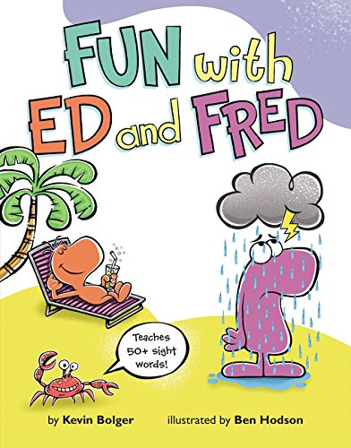 Fun with Ed and Fred: Teaches 50+ Sight Words! (Sight See Reader Word)