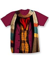 Classic Mens T-Shirt 4Th Costume Garnet