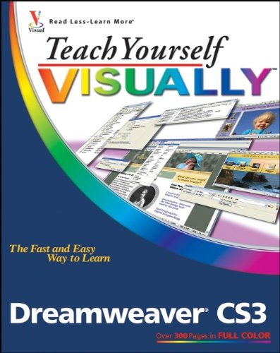 Teach Yourself VISUALLY Dreamweaver CS3
