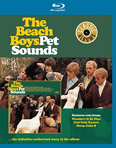 The Beach Boys: Pet Sounds [Blu-ray]