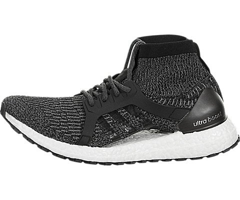 adidas Running Women's Ultraboost X All Terrain Core Black/Core Black/Utility Black 6 B US