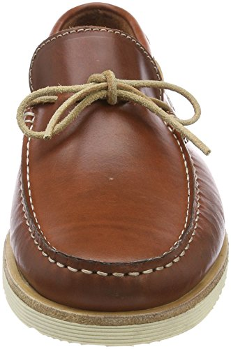 Marrón Ten Cognac para Points Hombre Douglas Mocasines wqxR70