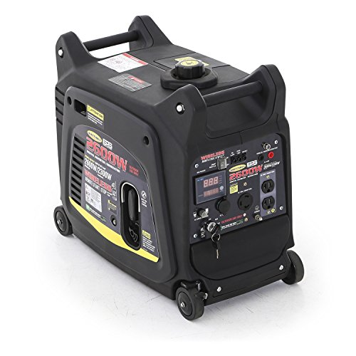 Smittybilt 2786 Generator w/LCD And Remote Start Generator