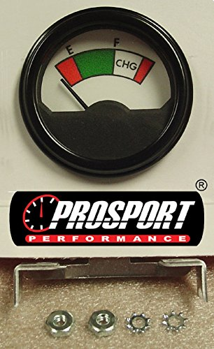 Prosport 48 Volt Golf Cart Battery Meter-state of Charge Meter