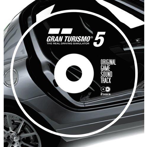 Price comparison product image Game Sountrack by Gran Turismo 5 Original Game Soundtrack (2010-12-21)