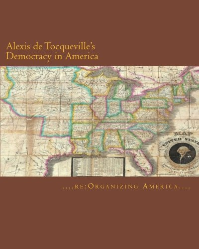 Download Alexis de Tocqueville's Democracy in America pdf epub