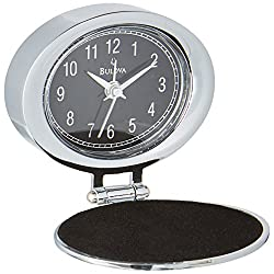 Bulova Adamo Alarm/Travel Clock