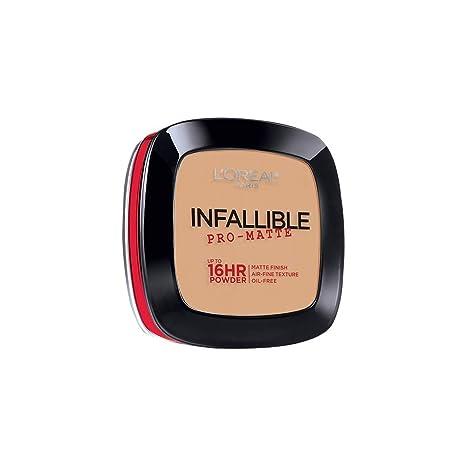 e37d08465 L'Oréal Paris Infallible Pro-Matte Powder, Nude Beige, 0.31 oz ...