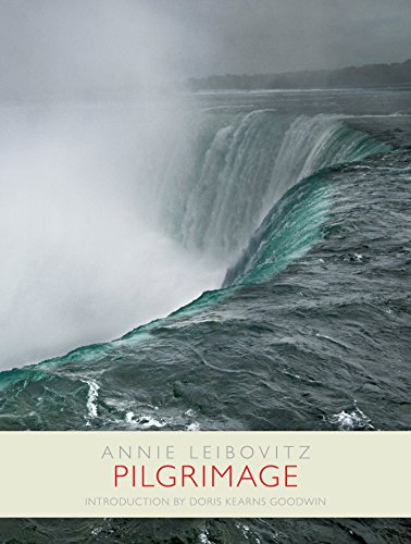 Book cover from Pilgrimage by Annie Leibovitz