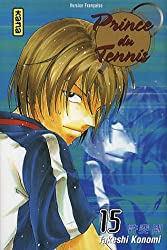 Prince du Tennis, tome 15