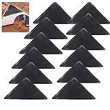 12 Pack Rug Gripper Carpet Rubber Anti-skid Pad (12) offers
