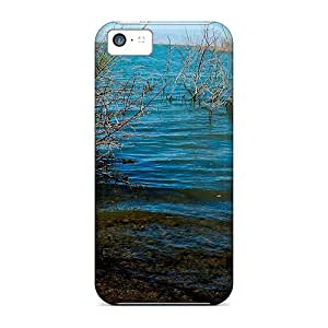 Iphone 5c Case, Premium Protective Case With Awesome Look - Lakeshore Reedsn