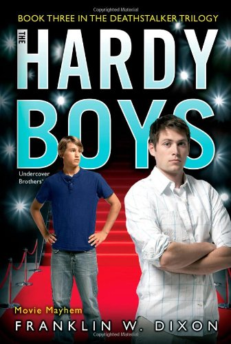 Movie Mayhem: Book Three in the Deathstalker Trilogy (Hardy Boys (All New) Undercover Brothers) Text fb2 ebook