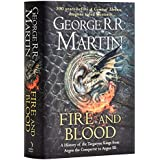 冰与火之歌前传火与血 英文原版 权力的游戏300年前的故事Fire and Blood Game of Thrones Song of Ice 乔治马丁 [精装] George R.R. Martin [平装] George R.R. Martin