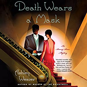 Death Wears a Mask Audiobook