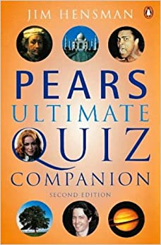 Pears Ultimate Quiz Companion (Penguin Reference Books) by Jim Hensman (2000-10-26)