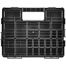 AmazonBasics Tool and Small Parts Organizer - 25 Compartments