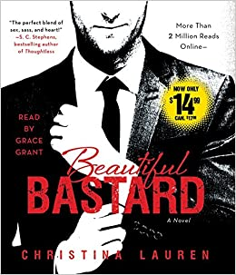Image result for beautiful bastard christina lauren cover