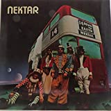 Nektar - Down To Earth - Bacillus Records - BLPS 19190 Q