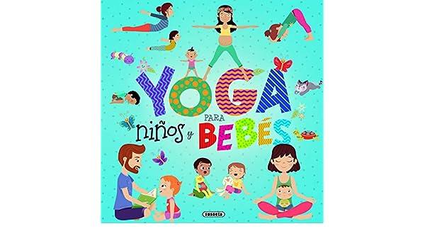 Amazon.com: Yoga para niños y bebés (Yoga para peques ...