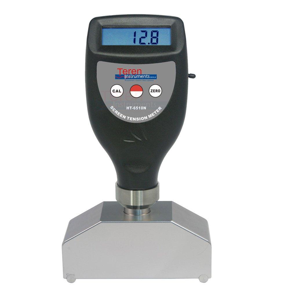Digital Screen Tension Meter Screen Printing Stencil Steel Mesh Measurement HT-6510N by DLTEREN