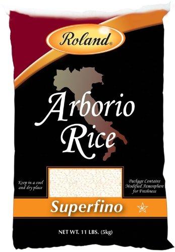 Roland Foods Arborio Rice, Superfino, 11 Pound