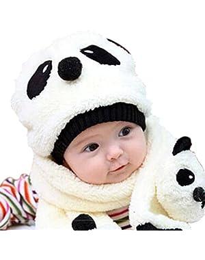 Janeyer Infant Children Kids Velvet Fleece Cute Pa...