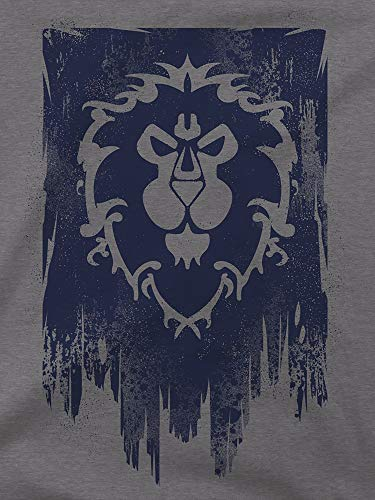 JINX-World-of-Warcraft-Mens-Alliance-Banner-Gaming-T-Shirt