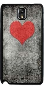 Funda para Samsung Galaxy Note 3 (GT-N9500) - Valentines Vendimia Rouge by BruceStanfieldArtist