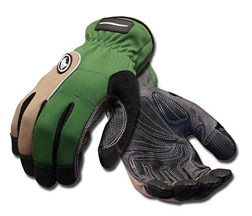 - Ansell ProjeX 97-972 Landscaper Work Glove, Large (Pack of 1 Pair)
