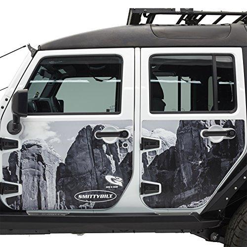 Smittybilt 76994 Black Mag-Armor Magnetic Trail Skin by Smittybilt (Image #6)