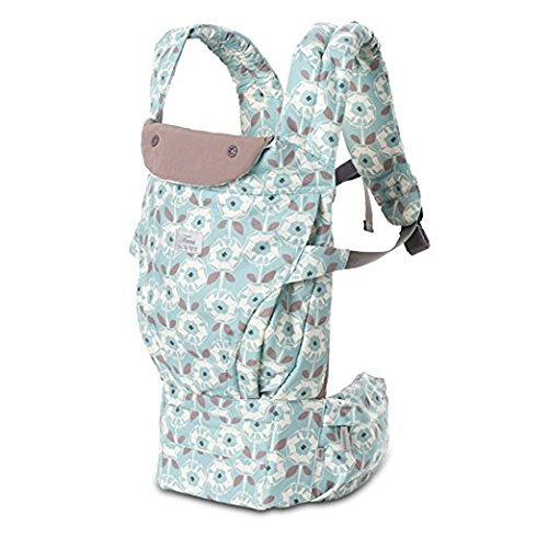 SINNAYEO - Terra Natural Organic Soft Baby Carrier (Glory Mint) by SINNAYEO