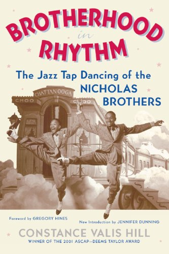 Brotherhood in rhythm the jazz tap dancing of the nicholas brothers brotherhood in rhythm the jazz tap dancing of the nicholas brothers by hill fandeluxe Choice Image