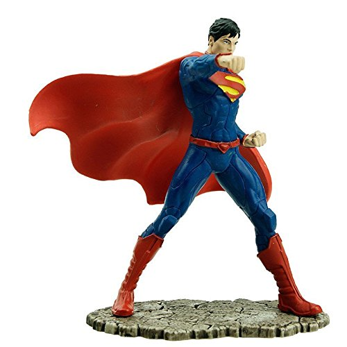 Free Comic Book Day Dubai: NEW Hot SELLER DC Comics Superman Figurine Cake Topper