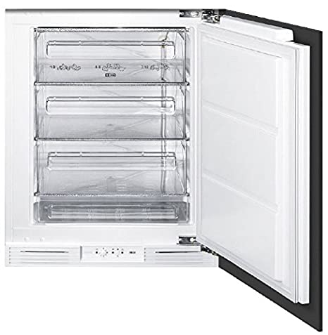 Smeg UD7108FSEP Integrado Vertical 98L A+ Negro - Congelador ...