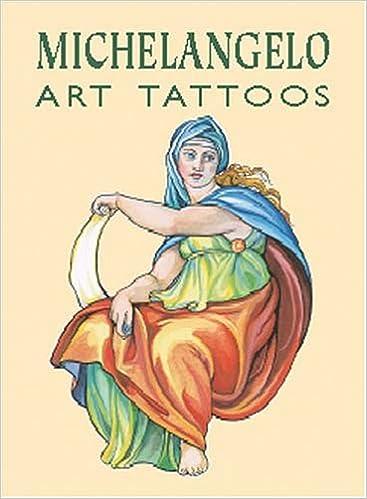 michelangelo art tattoos dover tattoos
