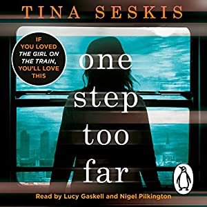 One Step Too Far Audiobook
