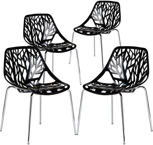 EdgeMod Birds Nest Dining Side Chair