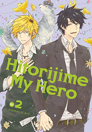 Pdf Graphic Novels Hitorijime My Hero 2